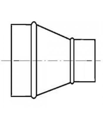 Pāreja segmenta, ar atloku
